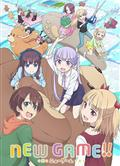 NEW GAME! 第二季NEW GAME!!第2期